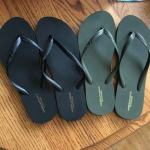 American Eagle Outfitters Shoes - Final Price  American Eagle sandals Size: 7/8